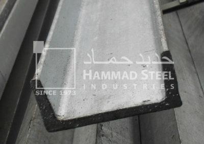 Galvanized UPN Steel Channel Stock In Warehouse