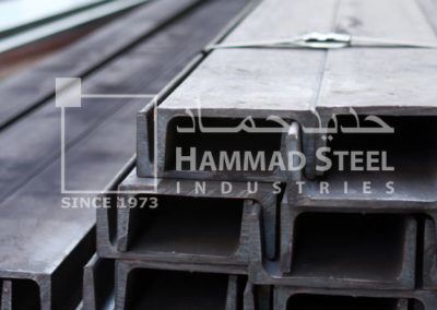 High Quality Steel Channel in our Warehouse