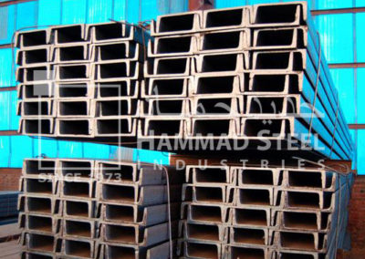 Stainless UPN Steel Channel Stock In Warehouse